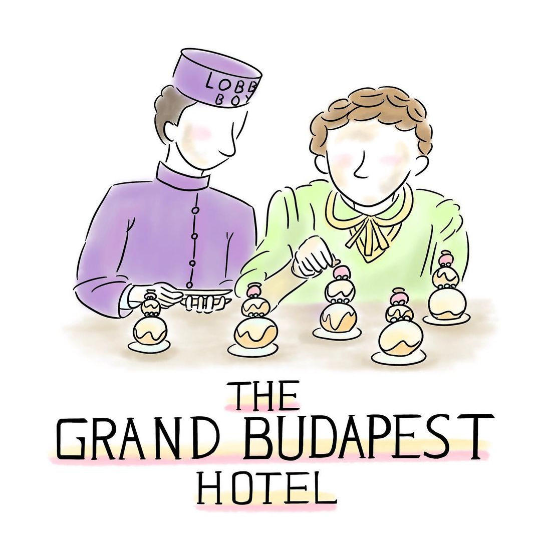 グランドブダペストホテル