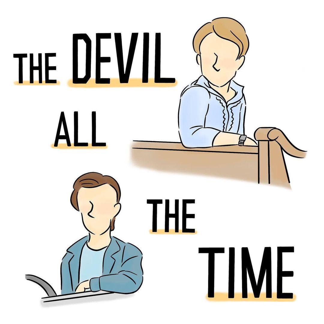 悪魔はいつもそこに