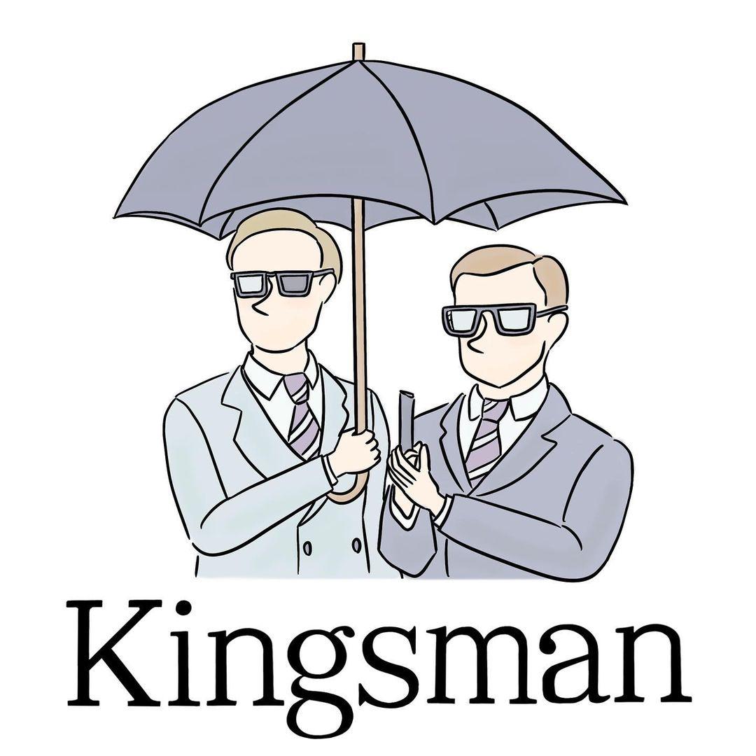 キングスマン1.2