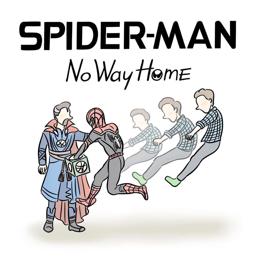 スパイダーマン : ノーウェイホーム